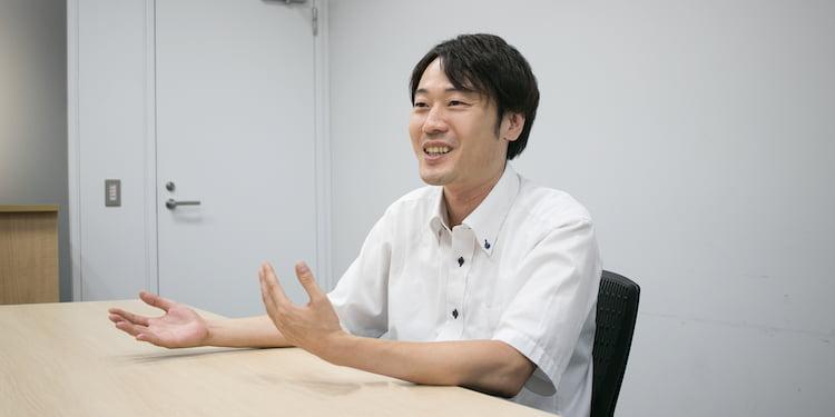 NTTコム オンライン・マーケティング・ソリューション 開発チームでマネジメントを務める鈴木さん
